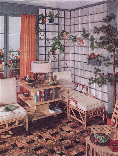 259 Best 1930s And 1940s American Homes Images On Pinterest 1940s Decor Curio Decor And Vintage Decor