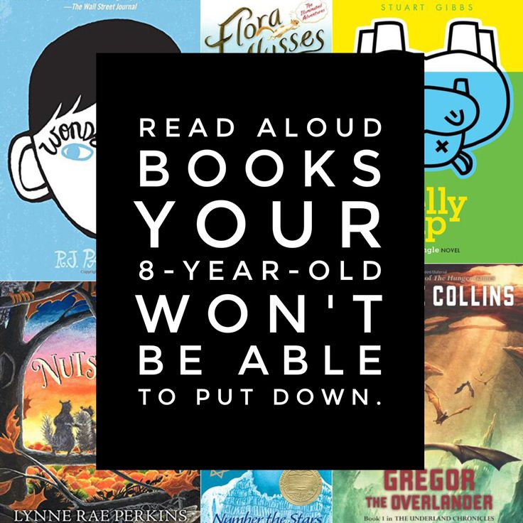 Read aloud books your 8-year-old won't be able to put down by peanutblossom: If you want to start reading aloud with your kids again, here are three tips for success: 1) Find stories that entertain both of you. 2) Take turns reading every other page to ensure you both stay engaged. 3) Be sure to pause and talk about the book. #Books #ReadAloud