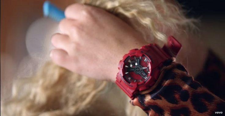 G-Shock - Pretty Girls – Britney Spears & Iggy Azalea Music Video Scene