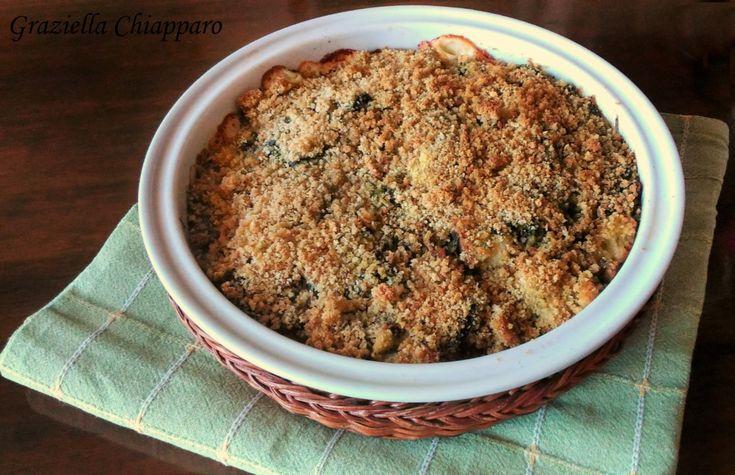 Timballo+di+verdura+al+forno+|+Ricetta