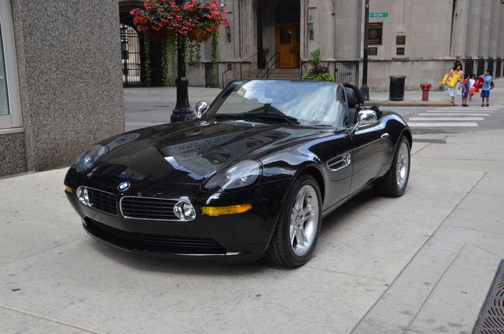 2003 BMW Z8. One of the few BMW's I'd actually waste money on.