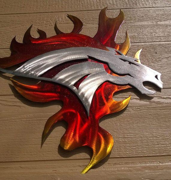 Denver Broncos Wall Decor 414 best broncos baby! images on pinterest | denver broncos