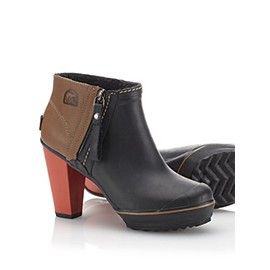 Women's Medina Rain Ankle™ Boot. Totally want these for Christmas!  Every fashionista in Nebraska should have a pair.