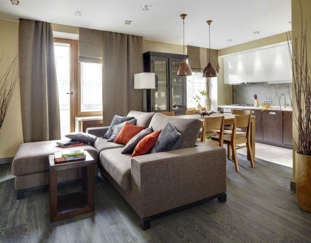 Die besten 25+ Polstersofa Ideen auf Pinterest Sofa, Weiße - kleines wohnzimmer modern einrichten