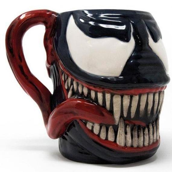 DEADPOOL Marvel Comics 3D Ceramic Coffee Mug