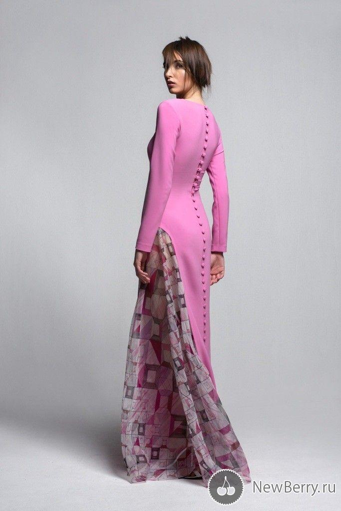 Элегантная коллекция от арабского бренда Aiisha осень-зима 2016-2017
