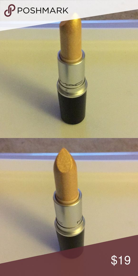 Mac Frost lipstick Color is spoiled fabulous.  Brand new no box. MAC Cosmetics Makeup Lipstick