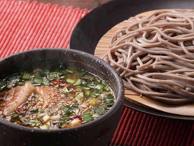 卯月製麺「スタミナつけそば」 の画像