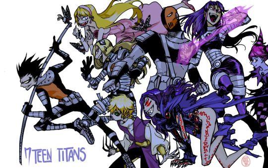 266 Best Teen Titans Images On Pinterest  Ravenna, Teen -5366