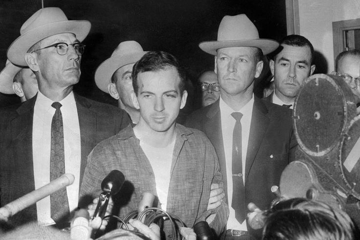 Lee Harvey Oswald Kien yke