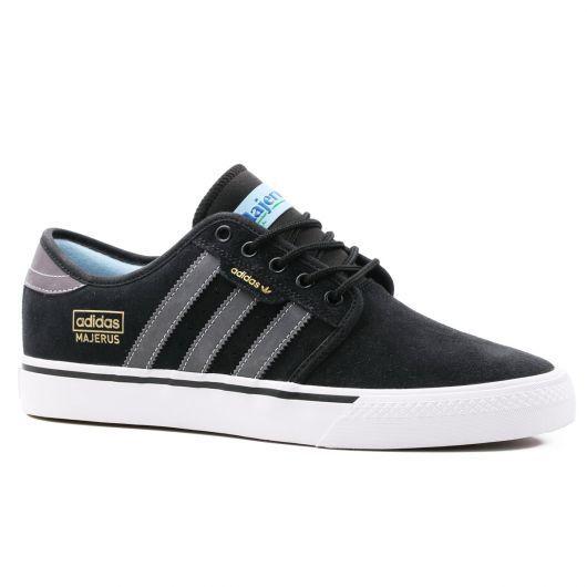 adidas Skateboarding Seeley Premiere   Noir   Chaussures de