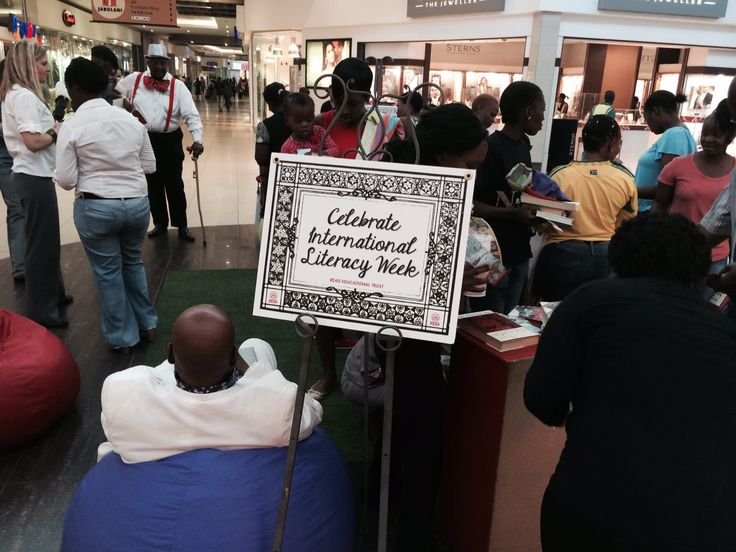 Pop-up Library, Soweto