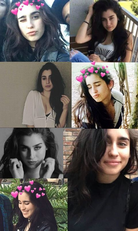 lauren slays so bad. she's pretty & sweet & confident. - nicea