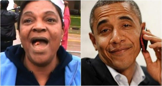Dean James III% AMERICA'S FREEDOM FIGHTERS – Hey everybody I'm Barack Hussein Obama and I'm giving all of you (blacks, Muslims and illegals) free phones!!!