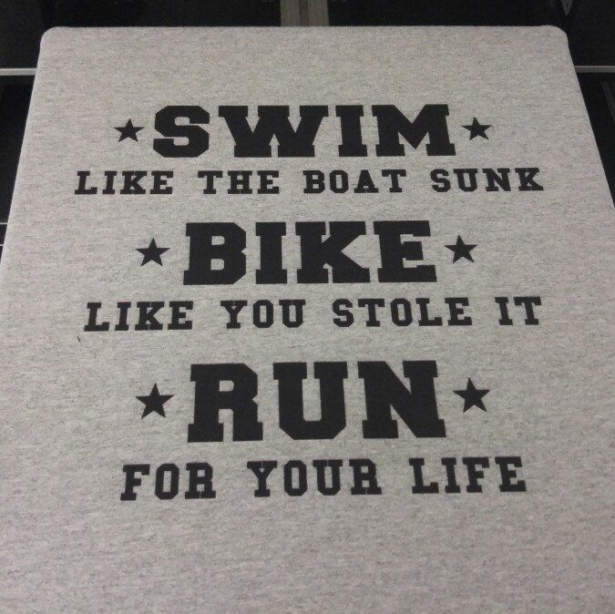 Funny Triathlon Triathlete Tshirt