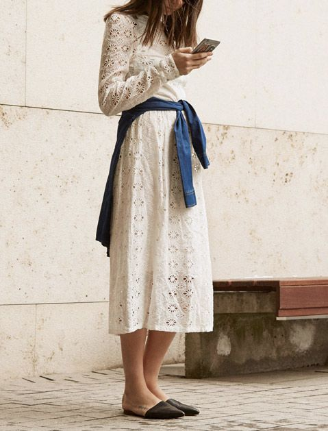 The Summer Shoe Trend You Can Wear Well into Fall via @PureWow