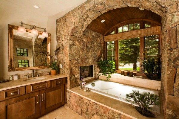 3 amazing bathrooms