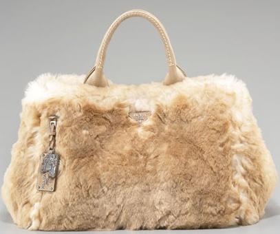 Prada Bag Fur