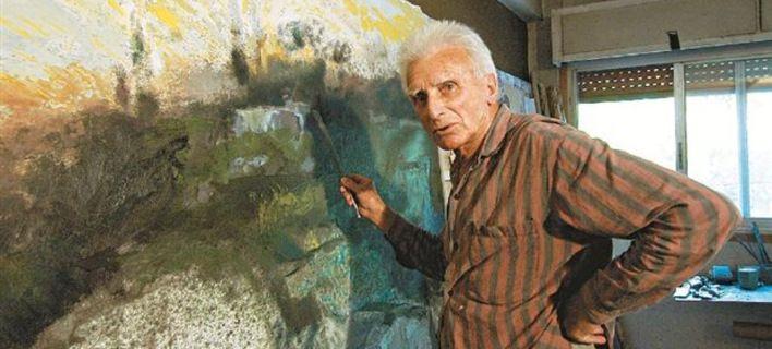 Έφυγε από τη ζωή σε ηλικία 91 ετών ο δάσκαλος και ακαδημαϊκός Παναγιώτης Τέτσης, ένας από τους σπουδαιότερους ζωγράφους που διαμόρφωσαν την ελληνική μεταπολεμική ζωγραφική μαζί με τον Γιάννη Μόραλη.