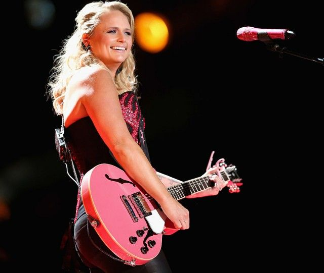 Miranda Lambert is an American country music singer with an estimated net worth of $45 million. She was born on November 10, 1983 in Texas. Her mother is B