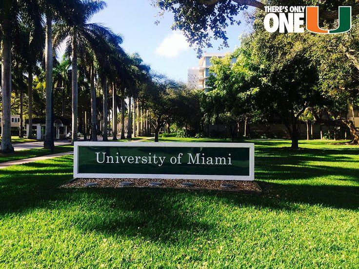 Miami Hurricanes Campus Tour