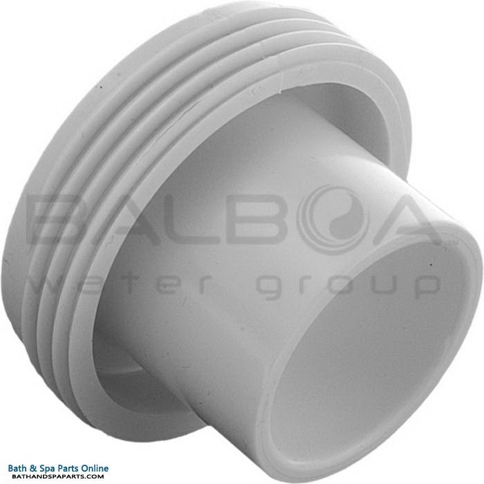 Balboa 50mm Threaded PVC Adapter (92500)