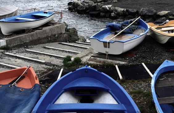 Pegli, barche, mare
