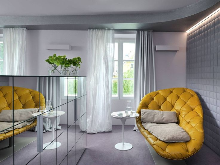 Hotel interior design |  Vander Urbani | Ljubljana | Slovenia