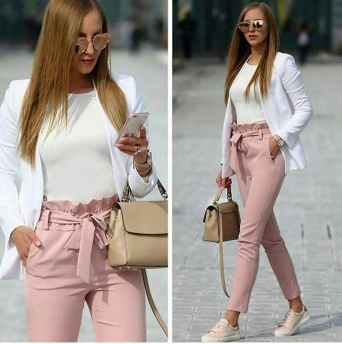 Outfit ideas in blush pink – Just Trendy Girls 7