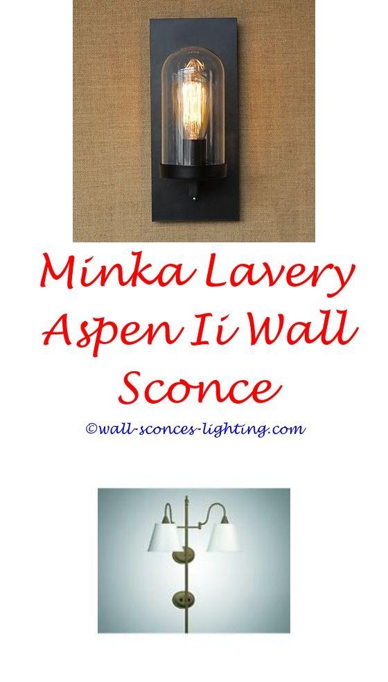 107 best Led Wall Sconces Indoor images on Pinterest   Appliques ...