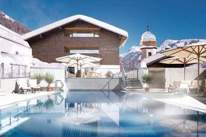 Lech am Arlberg, Austria - Hotel Rote Wand