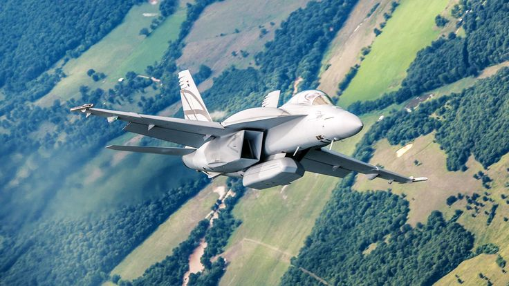 F-18 Advance Super Hornet