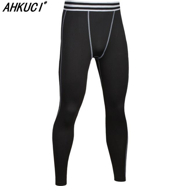 Check lastest price New Skinny Sweatpants for Men Fashion Mens Compression Pants Men Fitness Joggers Workout Trousers Men Elastic Sporting Legging just only $12.68 with free shipping worldwide  #pantsformen Plese click on picture to see our special price for you