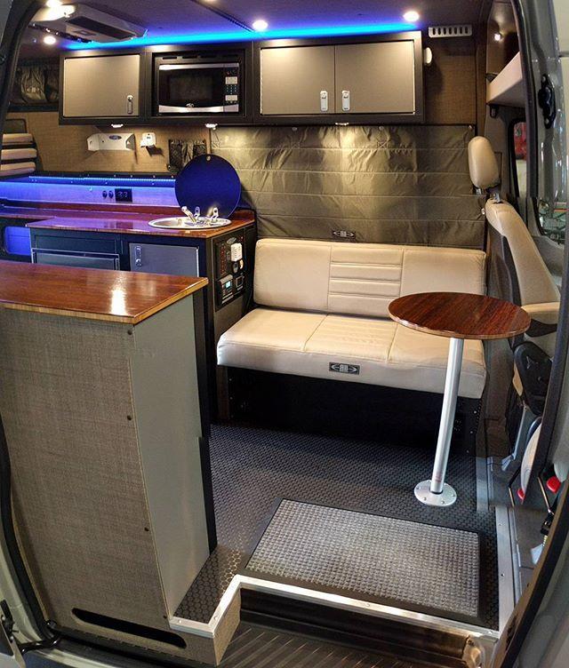 365 Best Sprinter Images On Pinterest Motor Homes Van