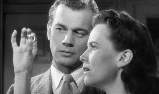Shadow of a Doubt- Teresa Wright, Joseph Cotten, directed by Alfred Hitchcock 1943