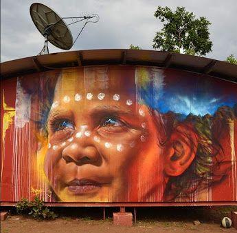 by Adnate in Purnululu, Australia