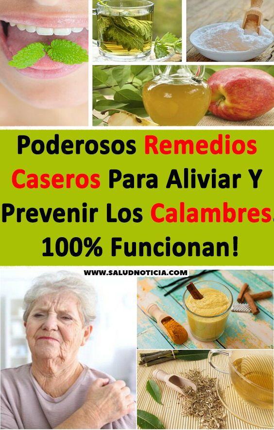 Poderosos Remedios Caseros Para Aliviar Y Prevenir Los ...