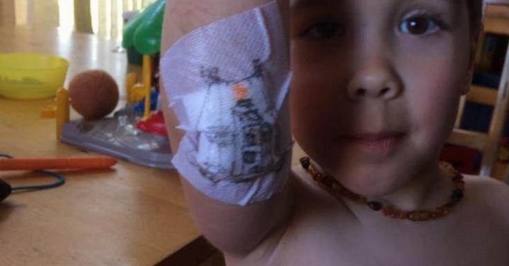 Ο Τριχρονος γιος τους πάθαινε συνέχεια Κρίσεις Πανικού. Τότε οι Γονείς του πήραν μια απόφαση που του άλλαξε τη Ζωή! Crazynews.gr
