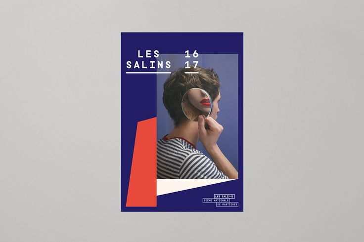 Les Salins 2016-2017 on Behance