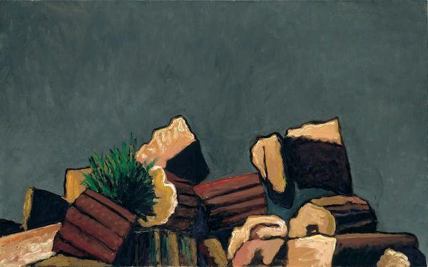 Paul Osipow. Greek ruin I. 2004