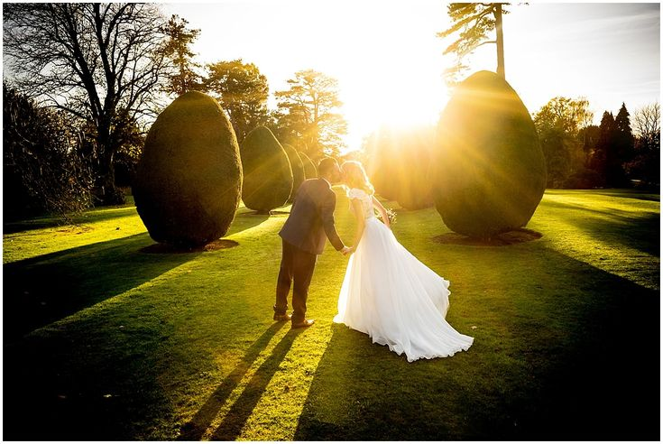 Tim and Kelly at their autumn wedding at The Elvetham Hotel #weddingphotography #elvetham #autumn