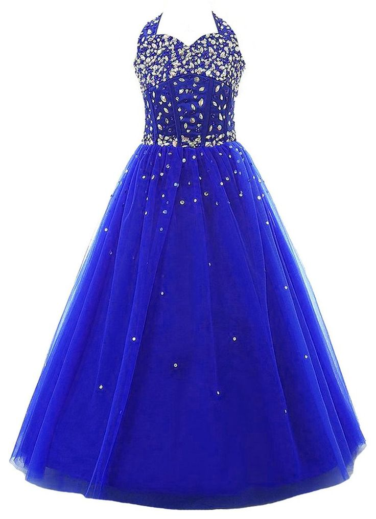 MCandy Princess Girls Crystals Ball Gowns Royal Blue Kids Pageant Dress TF10. Please check the size chart on our website. High Quality and Real Images. Dry Clean Only. If you need the dress urgently, please choose the Expedited shipping and email us your deadline. This is floor length Girl's Pageant Dress with beads and appliques decorated.