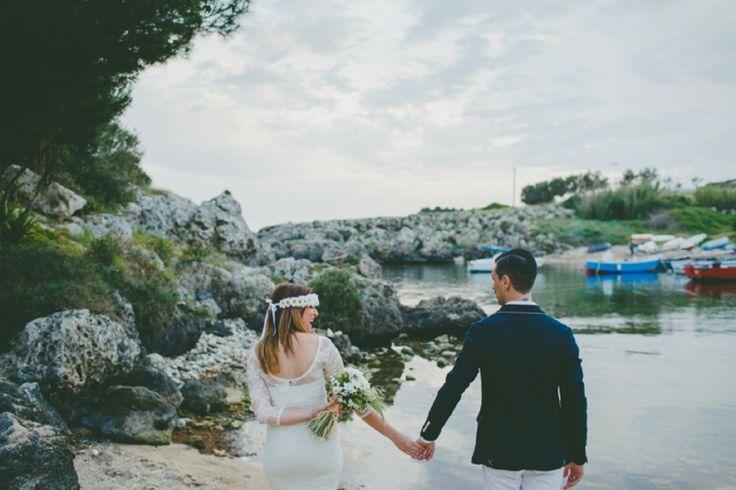 Elopement in Puglia