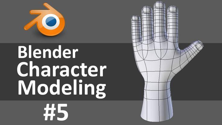 Blender Character Modeling Unity : Blender character modeling of d