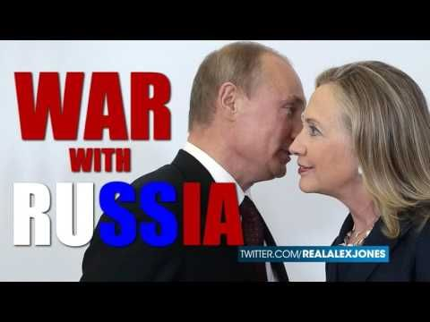 Video : Hillary Clinton Says She Will Attack Russia And Iran - FULL REPORT