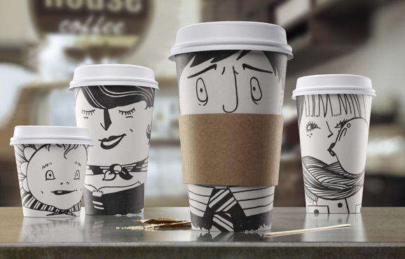 personal boundaries coffee cup design idea rh paveethra pb blogspot com Paper Coffee Cup Holder Paper Coffee Cup Holder