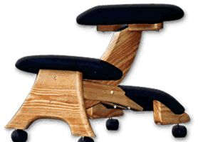 Seiza Seat Kneeling Chair