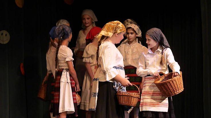 Kossuth Iskola Székesfehérvár - Ki mit tud 2012 4.c Tojás mese