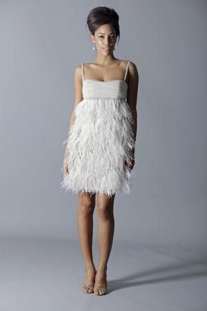 90 best WEDDING-Short Bridal Gowns images on Pinterest   Short ...
