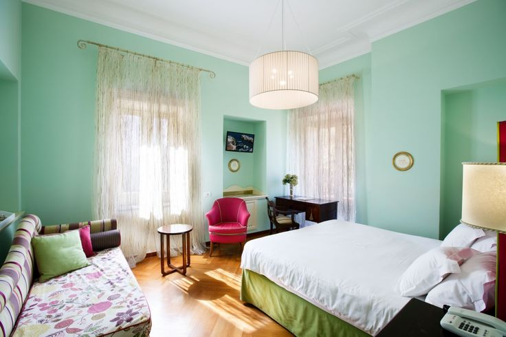 Luxury B&B, Boutique Hotel Sorrento, Palazzo Marziale is a historical building in Sorrento http://www.palazzomarziale.com/en/